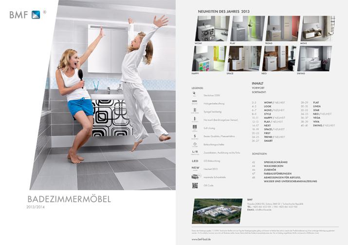 Catalogue - BMF Bathroom Furniture