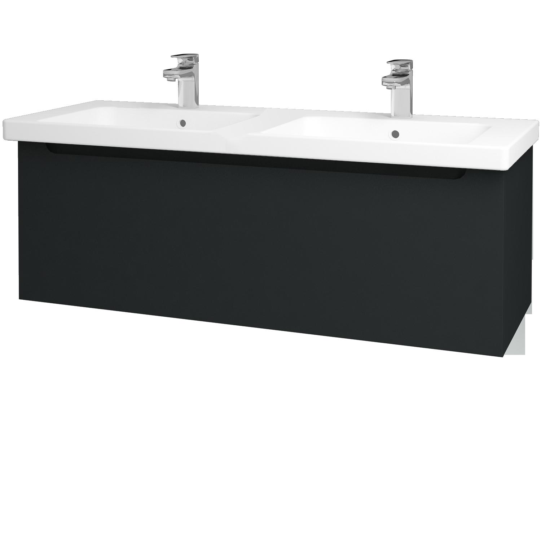 Badezimmerschrank SMILE SZZ 125 - Badmöbel BMF